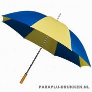 Golf paraplu, paraplu bedrukken, paraplu bedrukt, bedrukte paraplu, paraplu met logo, paraplu met opdruk, gp-2