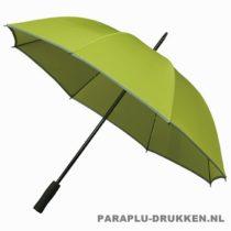 Golf paraplu, paraplu bedrukken, paraplu bedrukt, bedrukte paraplu, paraplu met logo, paraplu met opdruk, gp-60