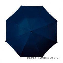 Luxe paraplu bedrukken GP-57 navy top