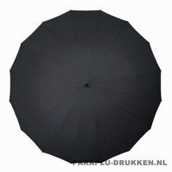 luxe paraplu, paraplu bedrukken, paraplu bedrukt, paraplu met logo, paraplu met opdruk, GR-440