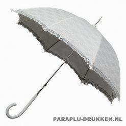 luxe paraplu, retro paraplu, paraplu bedrukken, paraplu bedrukt, paraplu met logo, paraplu met opdruk, LR-1
