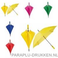 Paraplu bedrukken goedkoop neon