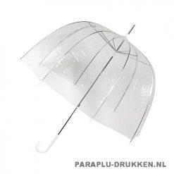Transparante paraplu bedrukken RD-1 transparant
