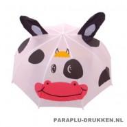 Kinderparaplu bedrukken koe goedkoop, kinderparaplu bedrukken, kinderparaplu met logo, kinderparaplu goedkoop, disney kinderparaplu