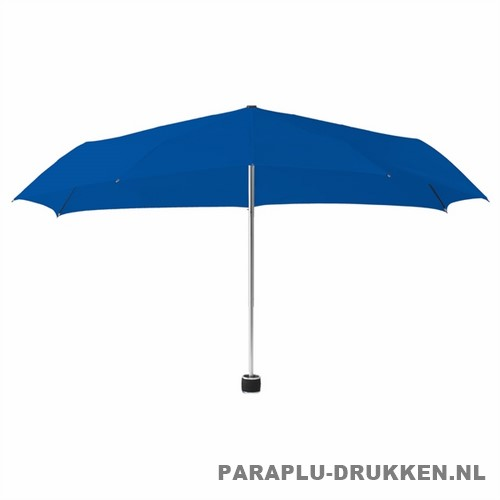 Storm paraplu Stormini opvouwbaar blauw voor
