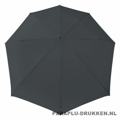 Storm paraplu Stormini opvouwbaar grijs top