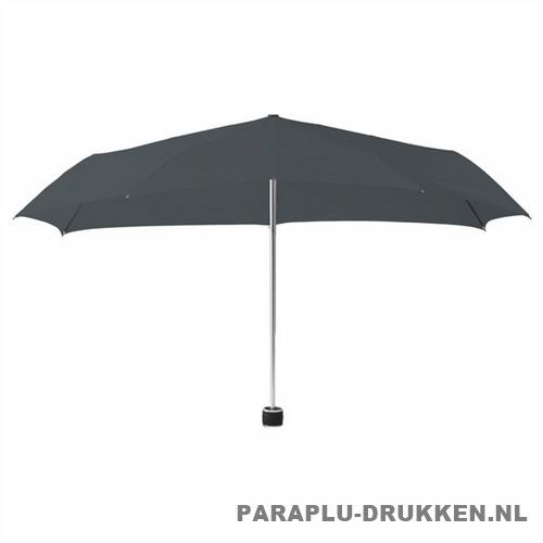 Storm paraplu Stormini opvouwbaar grijs voor