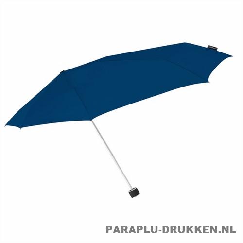 Storm paraplu Stormini opvouwbaar navy zij