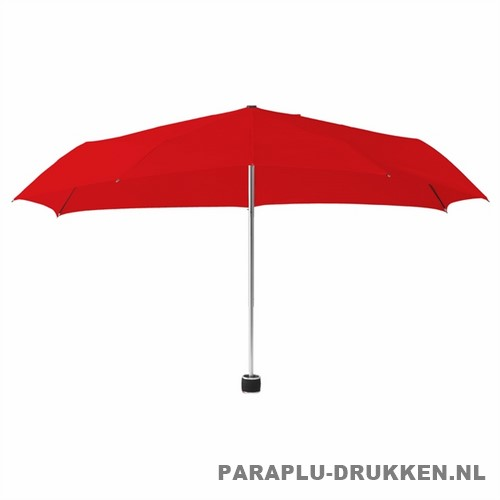 Storm paraplu Stormini opvouwbaar rood voor