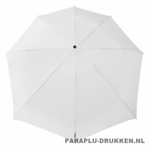 Storm paraplu Stormini opvouwbaar wit top