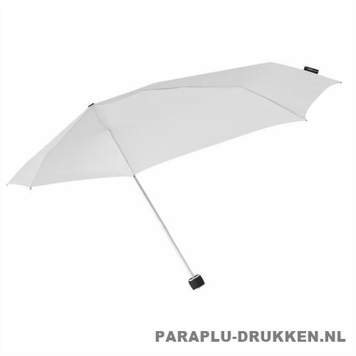 Storm paraplu Stormini opvouwbaar wit