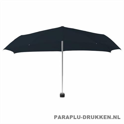 Storm paraplu Stormini opvouwbaar zwart voor
