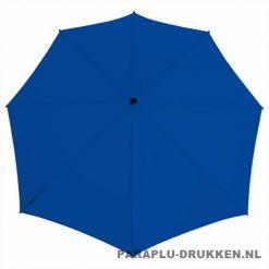 Storm paraplu stormaxi bedrukken blauw top