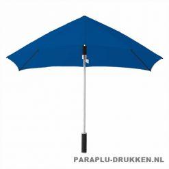 Storm paraplu stormaxi bedrukken blauw voor