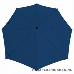 Storm paraplu stormaxi bedrukken navy top