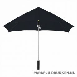 Storm paraplu stormaxi bedrukken zwart voor