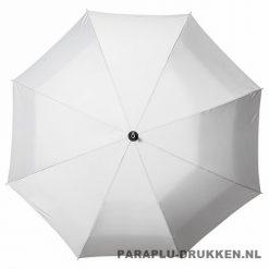 Golf paraplu bedrukken, GP-50, refelecterend wit