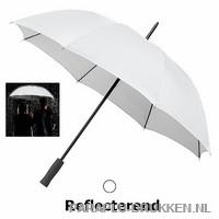 Golf paraplu bedrukken, GP-50, reflecterend