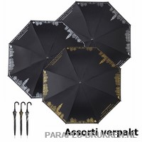 Golfparaplu Amsterdam LR-7-ASS kopen zwart