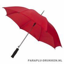 Golfparaplu, GP-26-ASS, goedkope paraplu rood