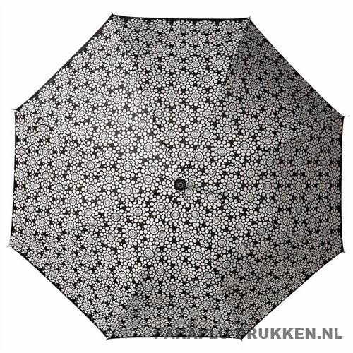 Golfparaplu bedrukken,GP-43, Wetlook, veranderd van kleur paraplu