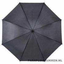 Golfparaplu bedrukken, GP-34, zwarte paraplu bedrukken
