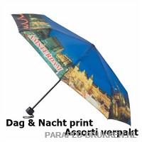 Opvouwbare paraplu Amsterdam kopen LF-101