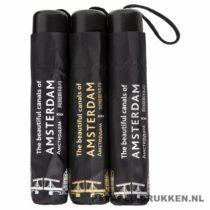 Opvouwbare paraplu LF-100-ASS Amsterdam