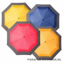 Opvouwbare paraplu bedrukken, LF-261-ASS, goedkope paraplu bedrukt