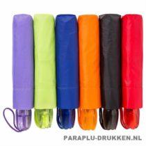 Tulp paraplu, opvouwbare paraplu, TLP-7-ASS, goedkope tulp paraplu