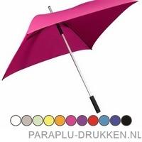 Vierkante paraplu bedrukken GP-44, bruiloft