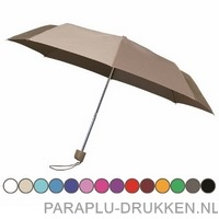 Opvouwbare paraplu bedrukken LGF-205
