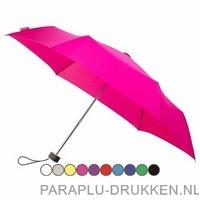 Opvouwbare paraplu bedrukken LGF-214