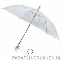 transparante paraplu bedrukken TLP-4