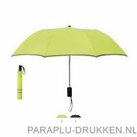 Snel paraplu bedrukken neon