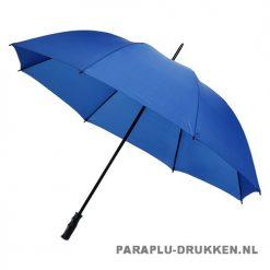 Golf paraplu bedrukken GP-6 blauw