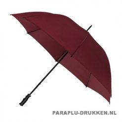 Golf paraplu bedrukken GP-6 bordeaux