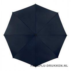 Golf paraplu bedrukken GP-6 navy goedkoop