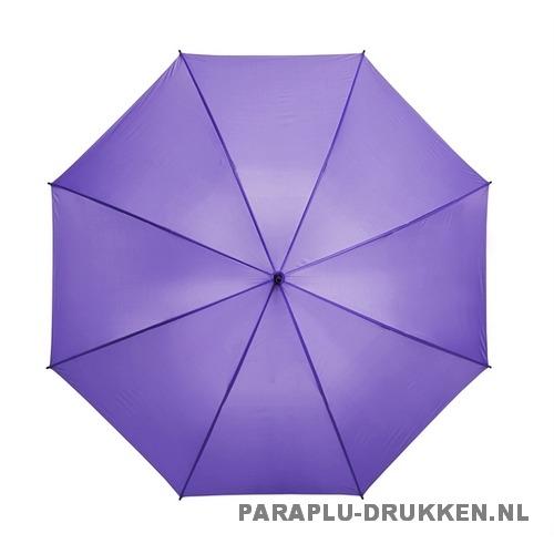 Golf paraplu bedrukken GP-6 paars goedkoop