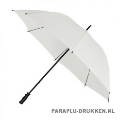 Golf paraplu bedrukken GP-6 wit