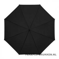 Golf paraplu bedrukken GP-6 zwart goedkoop