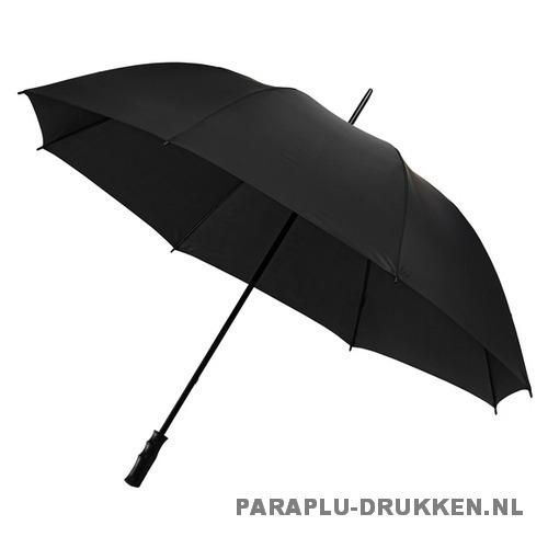 Golf paraplu bedrukken GP-6 zwart