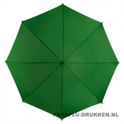 Golf paraplu bedrukken groene GP-6 goedkoop
