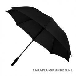 Golf paraplu bedrukken zwart GP-49