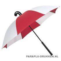 Hockey paraplu bedrukken GP-45 rood wit