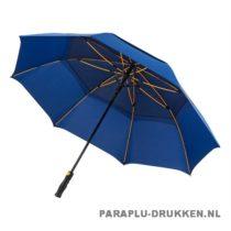 Luxe paraplu bedrukken GP-76 blauw
