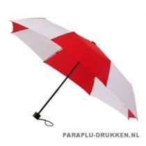 Opvouwbare paraplu bedrukken LGF-210 rood