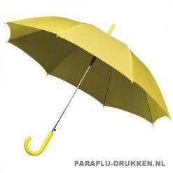 Goedkope paraplu bedrukken GA-310 geel