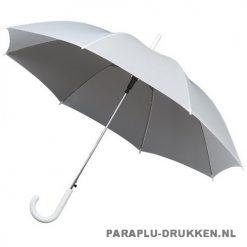 Goedkope paraplu bedrukken GA-310 wit