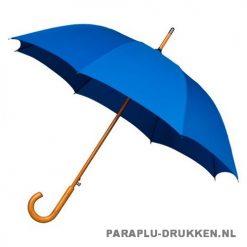 Luxe paraplu bedrukken LA-17 blauw